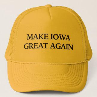 Maak Iowa Groot opnieuw Trucker Pet