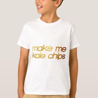 Maak me boerenkoolspaanders! Ik ben hongerig! T Shirt