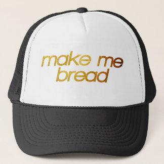 Maak me brood! Ik ben hongerig! Trendy foodie Trucker Pet