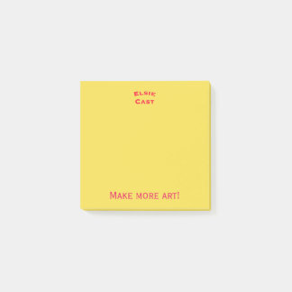 Maak meer kunstpost-its post-it® notes