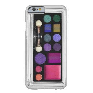 Maak omhoog hoesje, kleuren barely there iPhone 6 hoesje