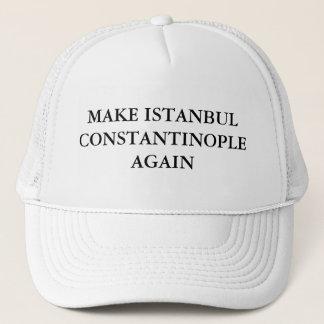 Maak opnieuw Istanboel Constantinopel Trucker Pet