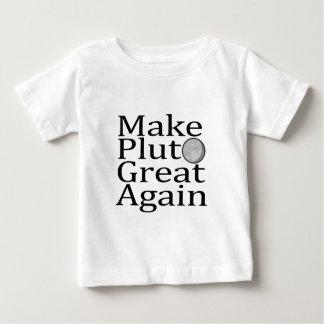 Maak Pluto Groot opnieuw Baby T Shirts