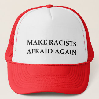 Maak Racisten Bang opnieuw Trucker Pet