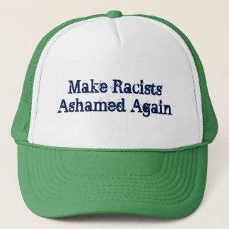 Maak Racisten Beschaamd opnieuw Trucker Pet