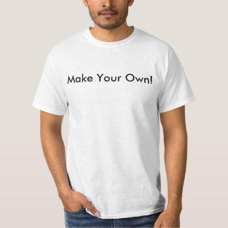 Maak Uw Eigen T-shirt
