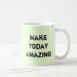 Maak vandaag het Verbazen Koffiemok