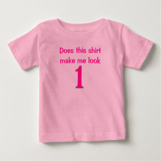 Maakt Dit Overhemd me Blik 1? Baby T Shirts