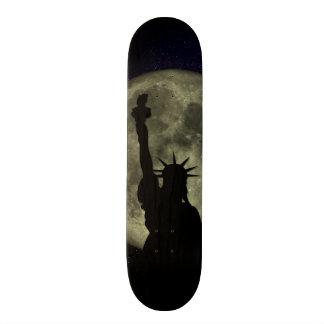 Maan en Dame Liberty 18,1 Cm Old School Skateboard Deck