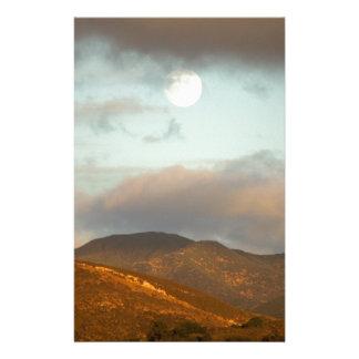 Maan over Wijngaarden Briefpapier