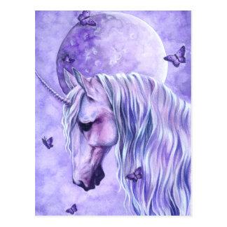 Maanbeschenen Magisch Briefkaart