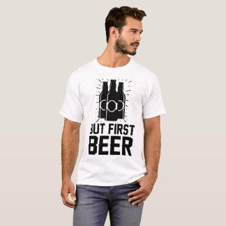 maar eerste bier t shirt