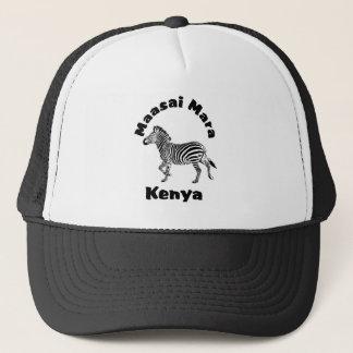Maasai Mara die Kenia het Gestreepte Pet van de