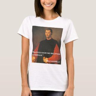 Machiavelli 2 Lichte Kleding T Shirt