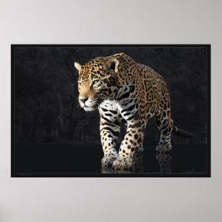 Macht 2 -60x40 van Jaguar - andere beschikbare Poster
