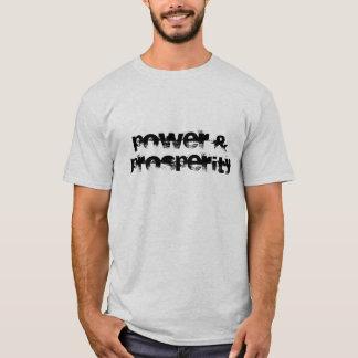 Macht & Welvaart T Shirt
