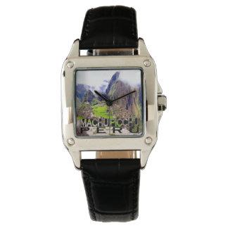 Machu Picchu Horloge