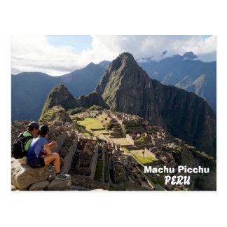 Machu Picchu, Peru Briefkaart