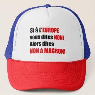 Macron = Europa = Mondialisering - Pet