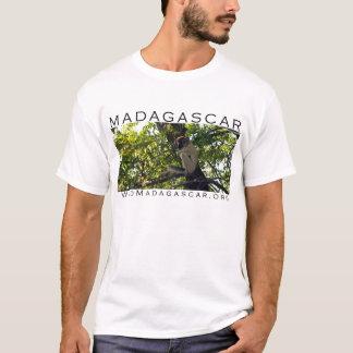 MADAGASCAR: het overhemd van de sifakamaki T Shirt