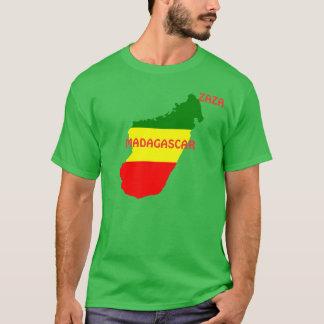 MADAGASCAR RASTA T SHIRT