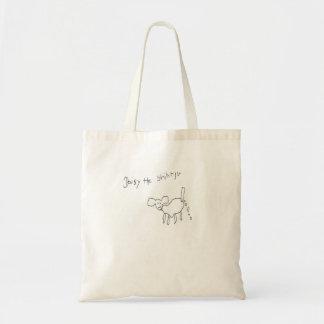 madeliefje de zak van Shih Tzu voor van een hond Draagtas