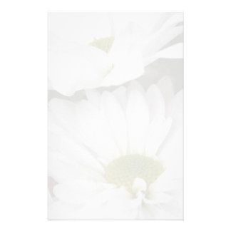 Madeliefje-gedempte Bloemen Briefpapier