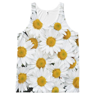 Madeliefjes All-Over-Print Tank Top