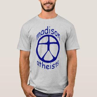 Madison atheïsten T T Shirt