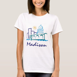 Madison, Wisconsin T Shirt