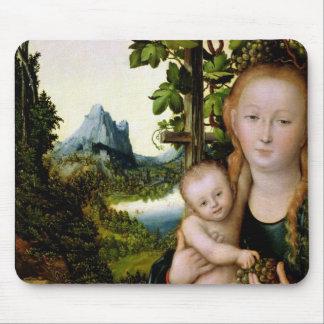 Madonna en Kind, c.1525 Muismat