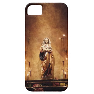 Madonna & Kind Barely There iPhone 5 Hoesje