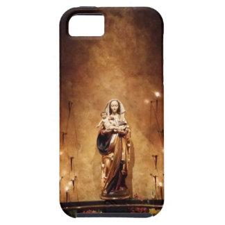 Madonna & Kind Tough iPhone 5 Hoesje