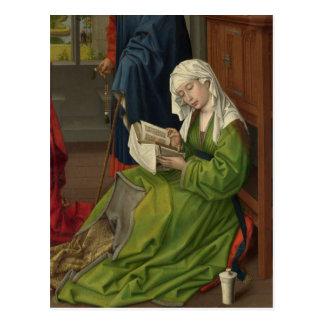 Magdalen in Groene Lezing Briefkaart