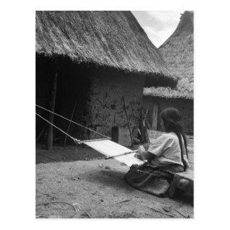 Magdalenas, Chiapas, Mexico Briefkaart