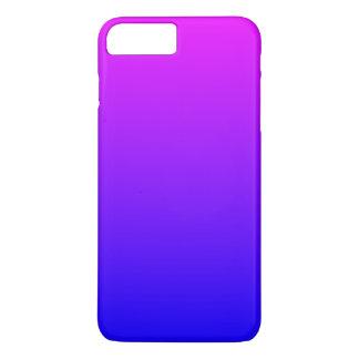 Magenta Blauwe Ombre iPhone 7 Plus Hoesje