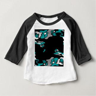 Magenta creativiteit baby t shirts