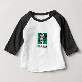 mager gek man baby t shirts