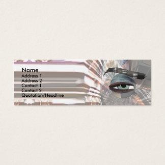 Magere Sceye - Mini Visitekaartjes