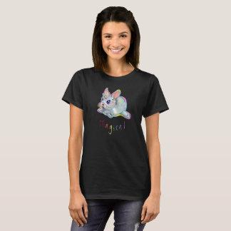 Magisch baby konijntje-graan t shirt