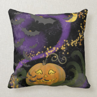 Magisch Halloween - hefboom-o-Lantaarn, Knuppels, Kussen