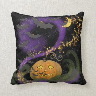 Magisch Halloween - hefboom-o-Lantaarn, Knuppels, Sierkussen