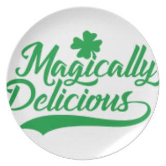 Magisch Heerlijke St. Patrick Dag Melamine+bord