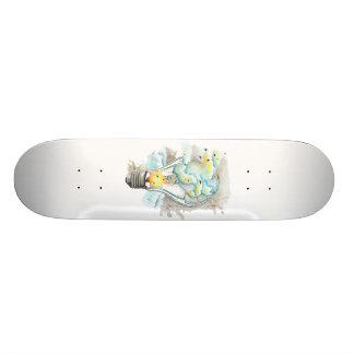 Magische bol skateboard