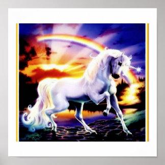 Magische Eenhoorn Poster