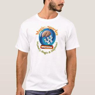 Magische Kristallen bol Sparkes T Shirt