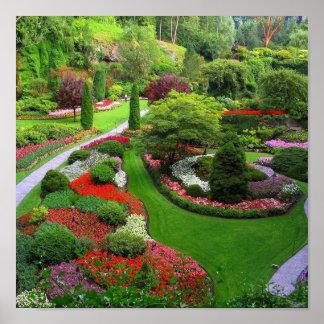 magische tuin poster