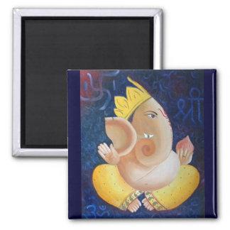 Magneet -3 van Ganesha