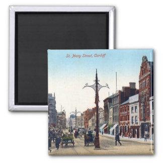 Magneet - Cardiff St Mary Street