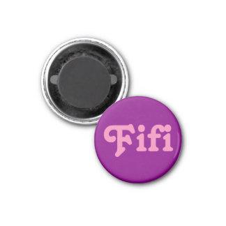 Magneet Fifi